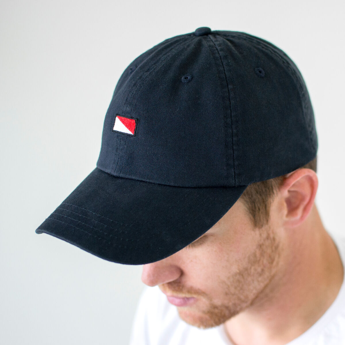 Lander Emblem Hat (Blue),, large