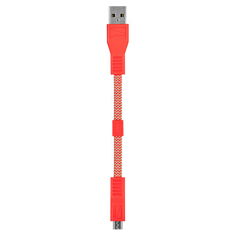 """Neve® Micro USB Cable 6"""" (Red), , large"""