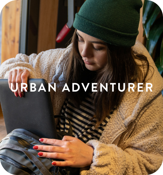 The Urban Adventurer