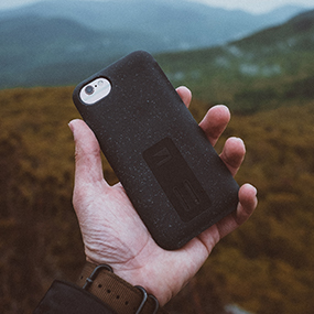 Moab case for iPhone 6/6s/7/8 in the wild