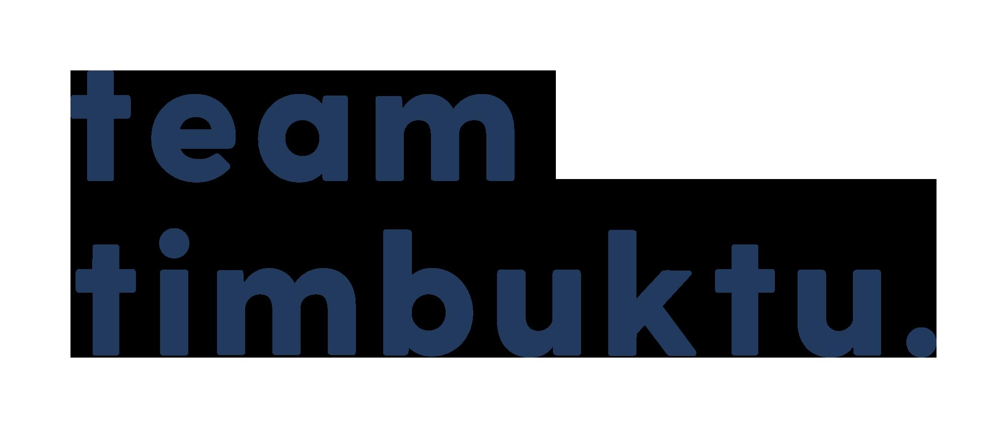 Team Timbuktu