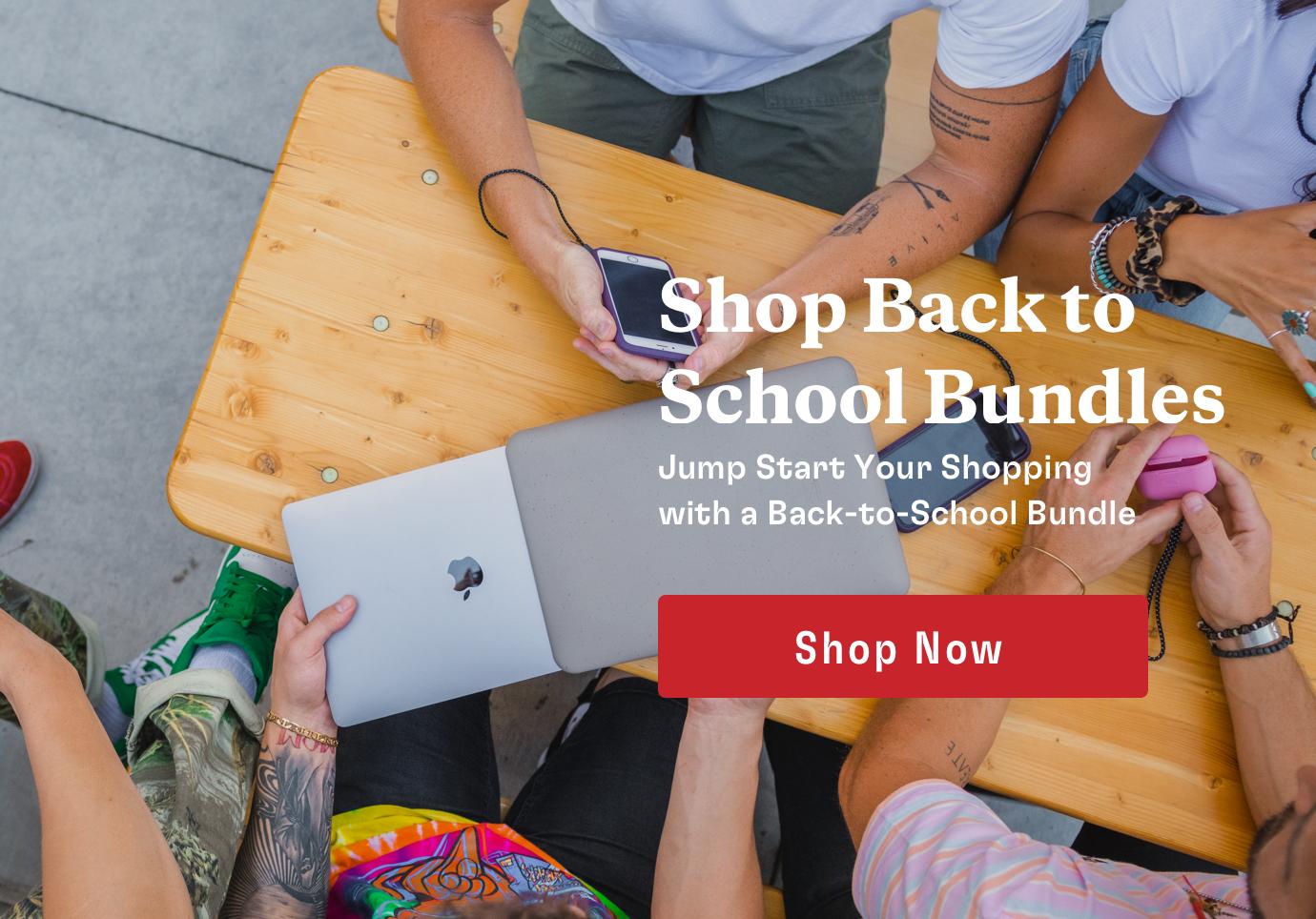 Shop Back to School Bundles