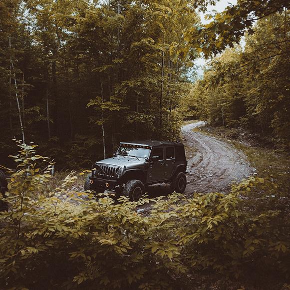 Gary Boni photography Jeep