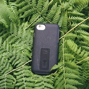 Moab case for iPhone 6/6s/7/8 on a bush