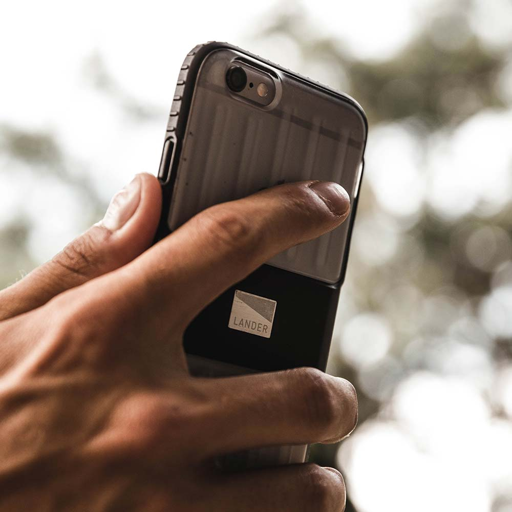 Lander Powell Case for iPhone 6/6s detailed