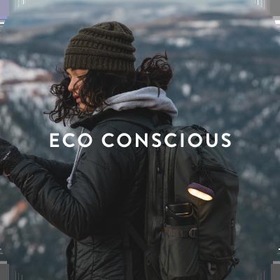 The eco conscious