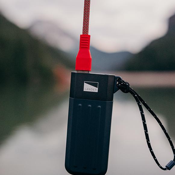 Garret Lockhart photography at a lake