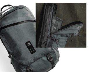 Carry System backpacks with modular store options